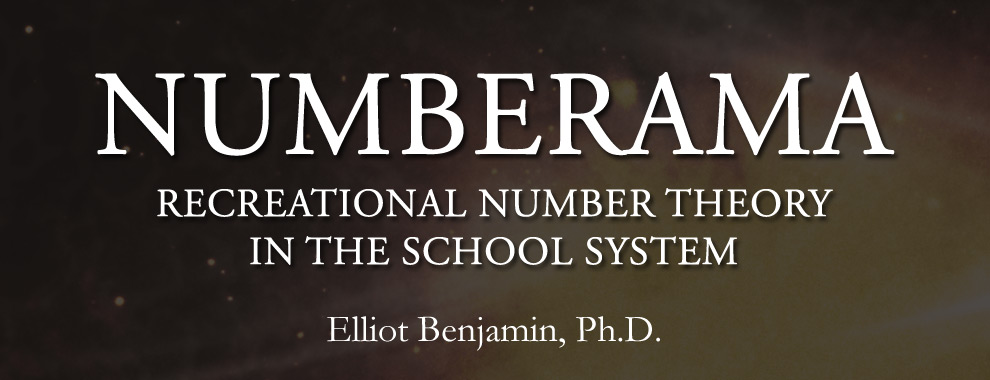 number theory book